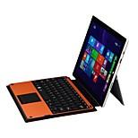 bluetooth toetsenbord afneembare verwijderbare abs bluetooth toetsenbord geval met touch pad voor Microsoft Surface Pro 3