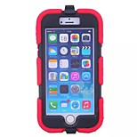 Newest Griffin Silicone and PC Back Case with Stand for Iphone 6(Assorted Color)