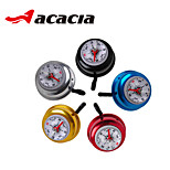 ACACIA Aluminium Alloy Sphere Ring Handlebar Bell Sound Alarm for Bike Bicycle The compass Cycling Bell