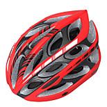 Casque ( Blanc/Rouge/Noir , EPS + EPU )-de Unisexe - pentru Cyclisme/Cyclisme en Montagne/Cyclisme sur Route/Cyclotourisme Montagne/Route