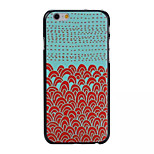 Landscape Pattern PC Phone Case For iPhone 6