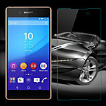 HD Slim Fake Fingerprint Scratch Proof Glass Film for Sony Z4