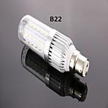 Lampadine a pannocchia 42 SMD 5730 A B22 8 W 800 LM Luce fredda AC 85-265 V