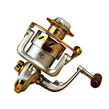EF5000 Bait Feeder Fishing Reels 10 Ball Bearings + 1 Roller Bearing Different Fish Reel Wheel Lines EF1 Baitrunner