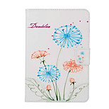 Painted Dandelion Stand Tablet PC Case for Ipad mini1/2/3