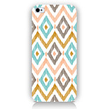 The Diamond Pattern Phone Back Case Cover for iPhone5C