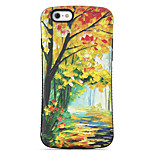 Late Autumn  Pattern PC + TPU Drop Resistance  Phone Shell For iPhone 6