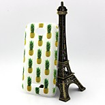 Pineapple Pattern TPU Material Phone Case for Alcatel C7