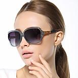Women 's Polarized 100% UV400 Oversized Sunglasses