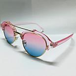 Women 's 100% UV400 Oval Sunglasses