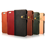 iCoverCase® Argentina Retro Genuine Cowhide Leather Flip Cover Wallet Card Slot Case with Stand for iPhone 5/5S