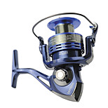 Spinning Fishing Reels 10BB Bearings Ball Left/Right Collapsible Handlle Tackle Fish Reel SSV4000