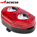 ACACIA 5LEDs  Bike Tail light Lamp LED Cycling Bicycle Taillight Bike Handlebar Back Rear Light for Max Safty Warning