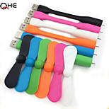 Colorful Fashionable & Portable Bamboo Dragonfly Mini USB Fan, Flexible Portable Blade Mini USB Fan for Summer Cool