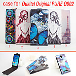 Flip Leather Magnetic Protective Case For OUKITEL Original Pure O902(Assorted Colors)