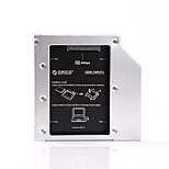 Orico l127ss unità ottica notebook SSD da 2,5 pollici allo stato solido supporto dell'unità SATA3.0