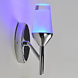 Wall Sconces LED Modern/Contemporary Metal Wine Glass Lamp