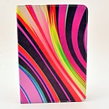 Fashion Design COCO FUN® Camouflage Stripe Pattern PU Leather Flip Stand Case for Apple iPad mini 1/2/3