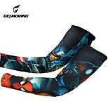 Getmoving     The Avengers      Unisex Sport Tops/Arm WarmersBreathable/Ultraviolet Resistant/Anatomic