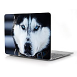 The wolf Stare at You Design Full-Body Protective Plastic Case for 12