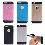 Glitter TPU Skinning Armor Phone Case for iPhone 6/6S(Assorted Colors)