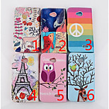 Character Design Mobile Phone Sets for LG L70(Assorted Color)