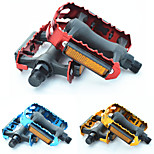 MTB Road Bike Bicycle Accessories Non-Slip Foot Pedal Modified Semi Alloy Pedals