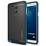 laadukas 2 in 1 hybridi tpu + PC kotelo Samsung Galaxy Note 4 n9100 (eri värejä)