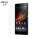 Pinli 9H 2.5D 0.3mm Real Anti Blue Light Eyes Care Tempered Glass Screen Protector For sony L36h