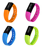 Bluetooth Sports Health Smart Bracelet/Wearable Device Odograph Sleeping Monitoring Waterproof Wristbands