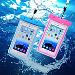 Luminous Touchscreen Transparent Waterproof for iPhone 6 (Assorted Colors)
