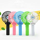 USB Mini Fan Portable Fan18650 Li Ion Rechargeble Battery Fan Powered Outdoor Camping Office Cooler