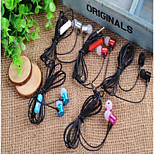 MD-098 Classic 1.0 Headphone 3.5mm In Ear 100cm for iPhone/Samsung/Huawei/Millet/Red Rice/HTC (Assorted Color)