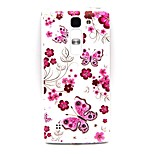 Butterfly Thin TPU Feel Protective Sleeve  for LG Magna H502/Spirit H420