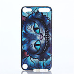 Cat Pattern PC Hard Case for iPod Touch 5