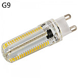 1 stuks E14/G9/G4/E12/E17 10 W 152 SMD 3014 1000 LM Warm wit/Koel wit Dimbaar Maïslampen AC 220-240/AC 110-130 V