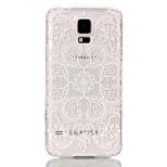 hult blomst mønster pc hårdt etui til Samsung Galaxy s5 i9600