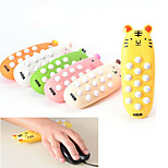 Lovely Cartoon Computer Mouse Hand Wrist Rest Support Cushion with Massage Ball