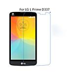 5PCS HD Clear Transparent Screen Protector Film For LG L Prime D337