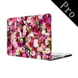 Flowers Design Full-Body Protective Case for MacBook Pro 13