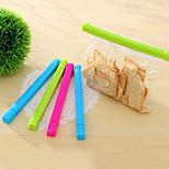 15.5cm Colorful Food Vacuum Seal Clips (6PCS)