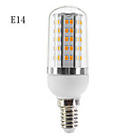 E14/G9/E26/E27 6 W 80 SMD 2835 450-490 LM Warm White/Cool White Corn Bulbs AC 85-265 V