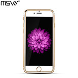 Msvii Full coverage toughened glass screen protectors for iphone6
