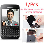High Definition Screen Protector Flim for BlackBerry Classic Q20