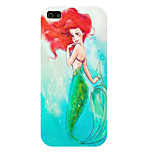 The Little Mermaid Pattern Phone Back Case Cover for iPhone5C