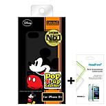 Disney Mickey cas de couverture de la souris pour plus de 5,5 iPhone6 