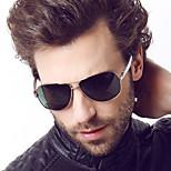 Men 's Polarized 100% UV400 Anti-Radiation Aviator Sunglasses
