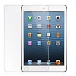 qwd protector de la pantalla de vidrio templado para ipad Mini con 0,4 mm de espesor de borde recto