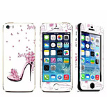 Explosion Proof Tempered Glass High Definition Classic Sticker for iPhone 5/5S