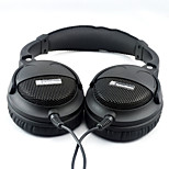 New Bass Stereo Music Headphones Headband Wired PC Gaming Headset for MP3 Player Computer Laptop Cell Phone